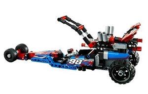 LEGO® Technic 42010 - Action Race-Buggy
