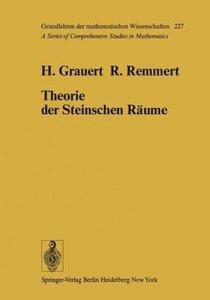 Theorie der Steinschen Räume