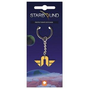 Starbound - Schlüsselanhänger Terrene Protectorate