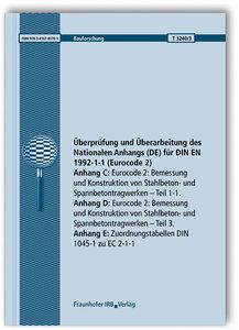 Überprüfung und Überarbeitung des Nationalen Anhangs (DE) für DI