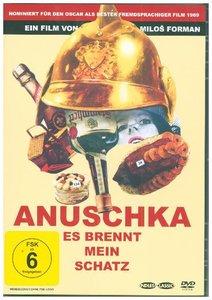 Anuschka - Es brennt mein Schatz, 1 DVD