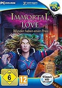 Immortal Love, Wunder haben einen Preis, 1 CD-ROM