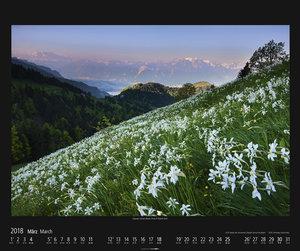 Die schönsten Landschaften der Schweiz 2018