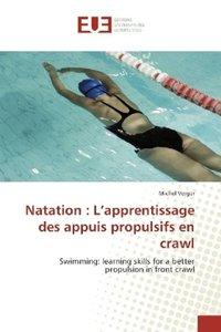 Natation : L\'apprentissage des appuis propulsifs en crawl