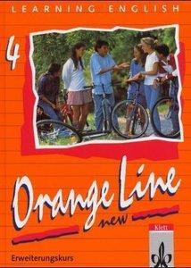 Learning English. Orange Line 4. New. Erweiterungskurs. Schülerb