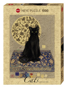 Crowther, J: Black Cat Puzzle