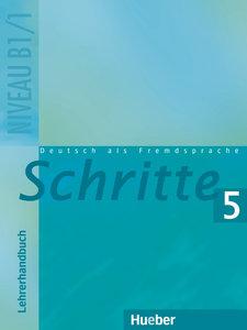Schritte 5. Lehrerhandbuch
