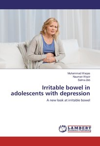 Irritable bowel in adolescents with depression