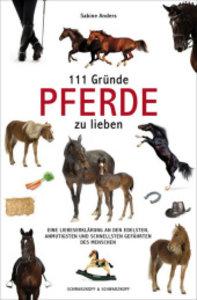 111 Gründe, Pferde zu lieben