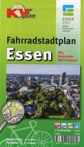 Fahrradstadtplan Essen