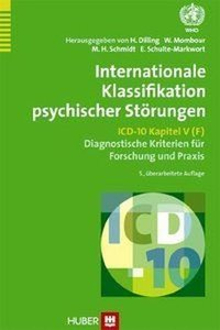 Internationale Klassifikation psychischer Störungen. ICD-10 Kapi