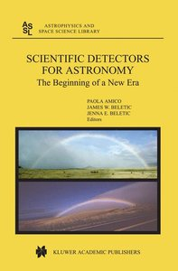 Scientific Detectors for Astronomy