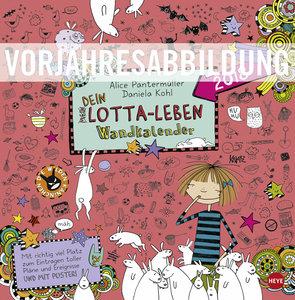 Lotta-Leben Broschurkalender - Kalender 2019