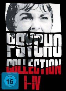 Psycho 1-4 Box Set
