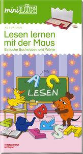 LÜK mini. Lesen lernen mit der Maus 1