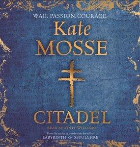 Citadel, Audio-CD