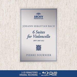 Bach: 6 Suites For Violoncello