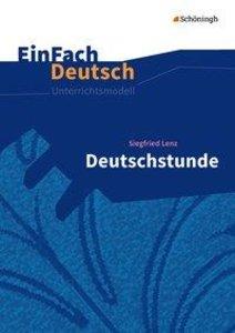 Deutschstunde: Gymnasiale Oberstufe. EinFach Deutsch Unterrichts