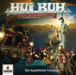Hui Buh Neue Welt 26. Die kaiserlicher Urkunde