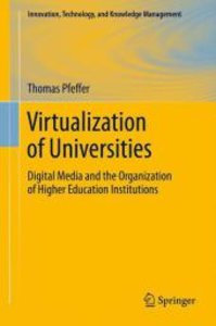 Virtualization of Universities
