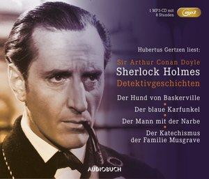 Sherlock Holmes Detektivgeschichten - Sonderausgabe (MP3-CD)