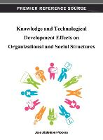 Knowledge and Technological Development Effects on Organizationa - zum Schließen ins Bild klicken