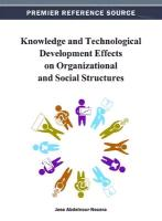 Knowledge and Technological Development Effects on Organizationa - zum Schließen ins Bild klicken