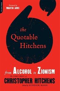 Quotable Hitchens