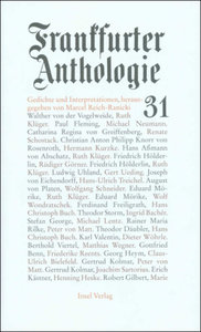 Frankfurter Anthologie 31