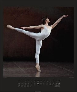 Stuttgarter Ballett Kalender 2020