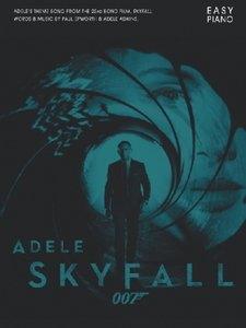 Skyfall - James Bond Theme, for Easy Piano