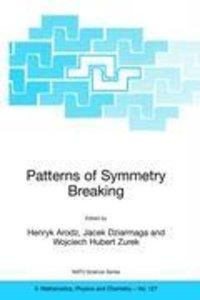 Patterns of Symmetry Breaking