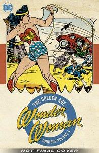 Wonder Woman: The Golden Age Omnibus Vol. 4
