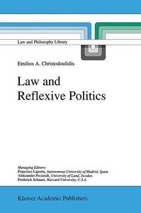 Law and Reflexive Politics