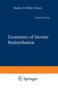 Economics of Income Redistribution