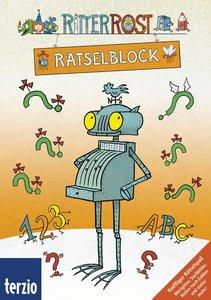 Ritter Rost Rätselblock