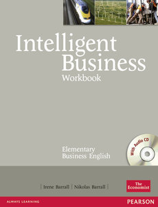 Intelligent Business Elementary Workbook (with Audio CD)