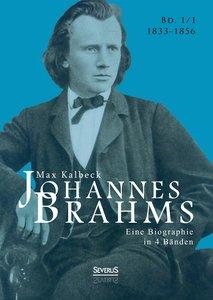 Johannes Brahms. Biographie in vier Bänden. Band 1