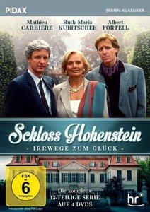 Schloss Hohenstein - Irrwege zum Glück, 4 DVD