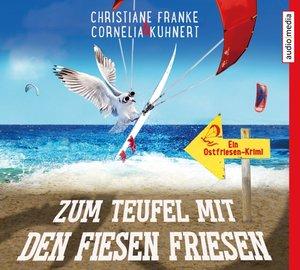 Zum Teufel mit den fiesen Friesen, 4 Audio-CDs