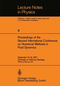 Proceedings of the Second International Conference on Numerical