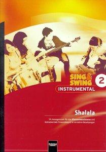 Sing & Swing Instrumental 2. Shalala