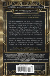 The Great Gatsby. Film Tie-In