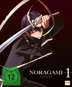 Noragami - Aragoto - Staffel 2.1, Episode 01-06
