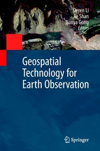 Geospatial Technology for Earth Observation Data