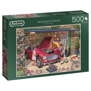Falcon 11209 - De Luxe, Granddads Garage, Vic McLindon, Puzzle,