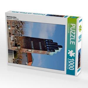 Mathildenhöhe 1000 Teile Puzzle hoch