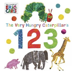 Very Hungry Caterpillar\'s 123