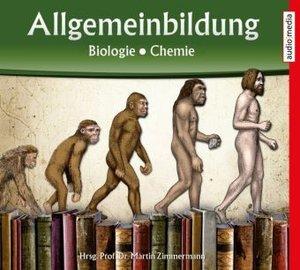 Allgemeinbildung Biologie Chemie, 1 Audio-CD