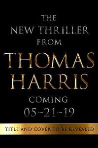 New Thomas Harris Thriller